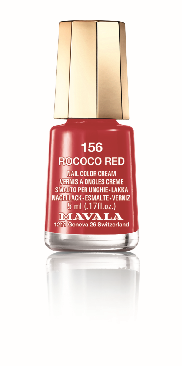 Rococo Red